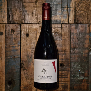 Oakridge 'Over The Shoulder' Pinot Noir