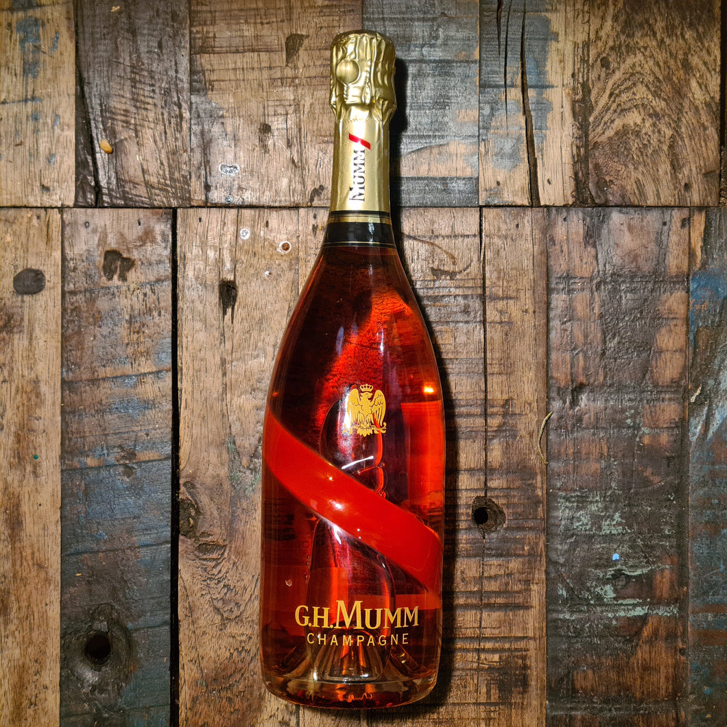 Mumm 'Grand Cordon' Rose Champagne