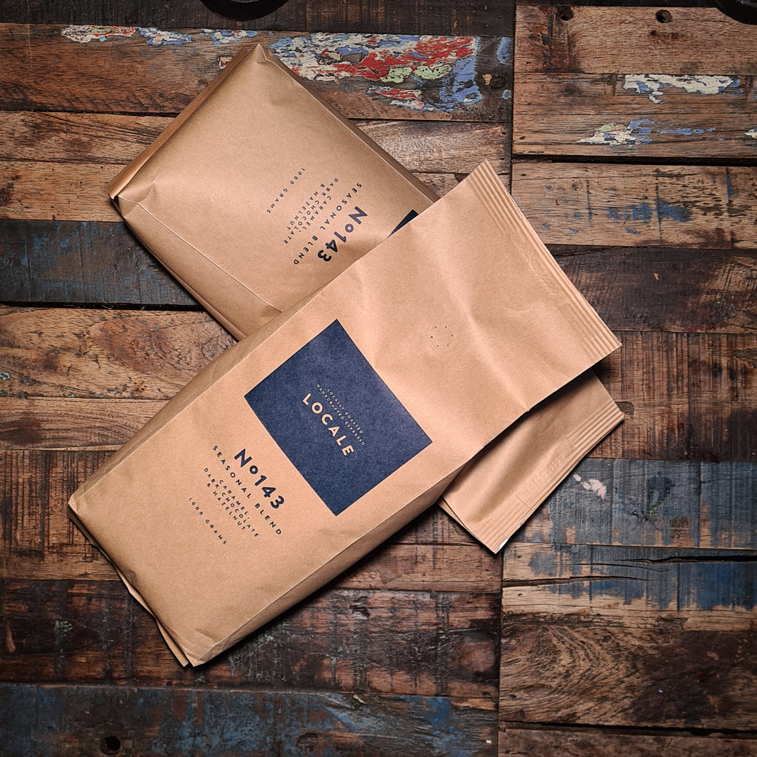 Coffee Beans - Locale No 143