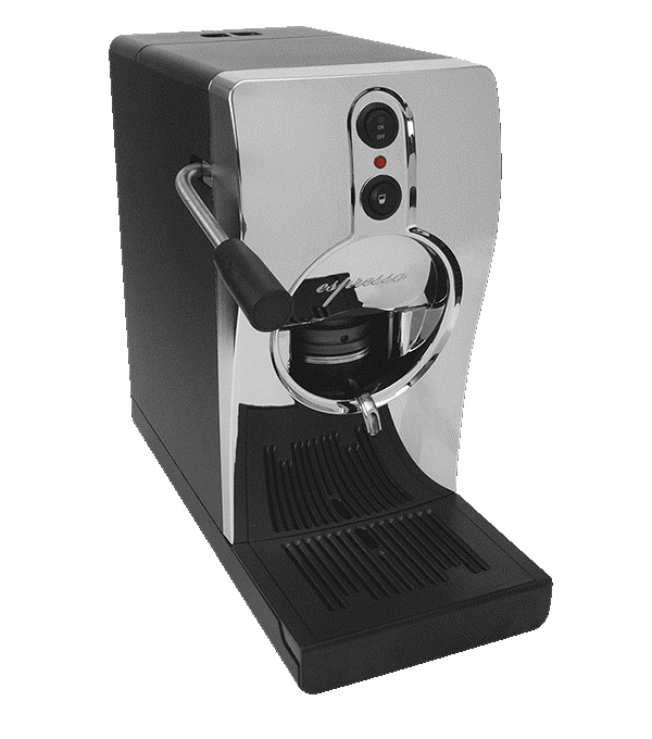 Coffee POD Machine by Genovese and 22 Weeks of Coffee