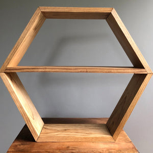 Large Honeycomb Shelf