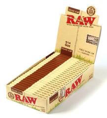 RAW UNBLEACHED HEMP ORGANIC 1 1/4 $3.49