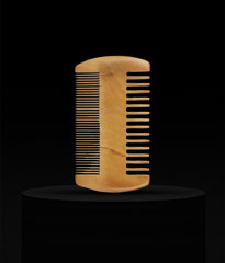 Handcrafted Wooden Beard Comb