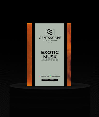 Exotic Musk Premium Soap Bar