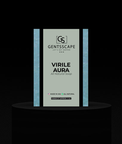 Virile Aura Premium Soap Bar