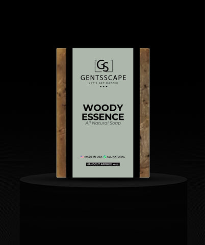 Woody Essence Premium Soap Bar