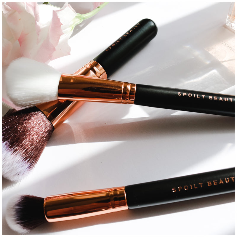 Spoilt Beauty Make-Up Brush Set