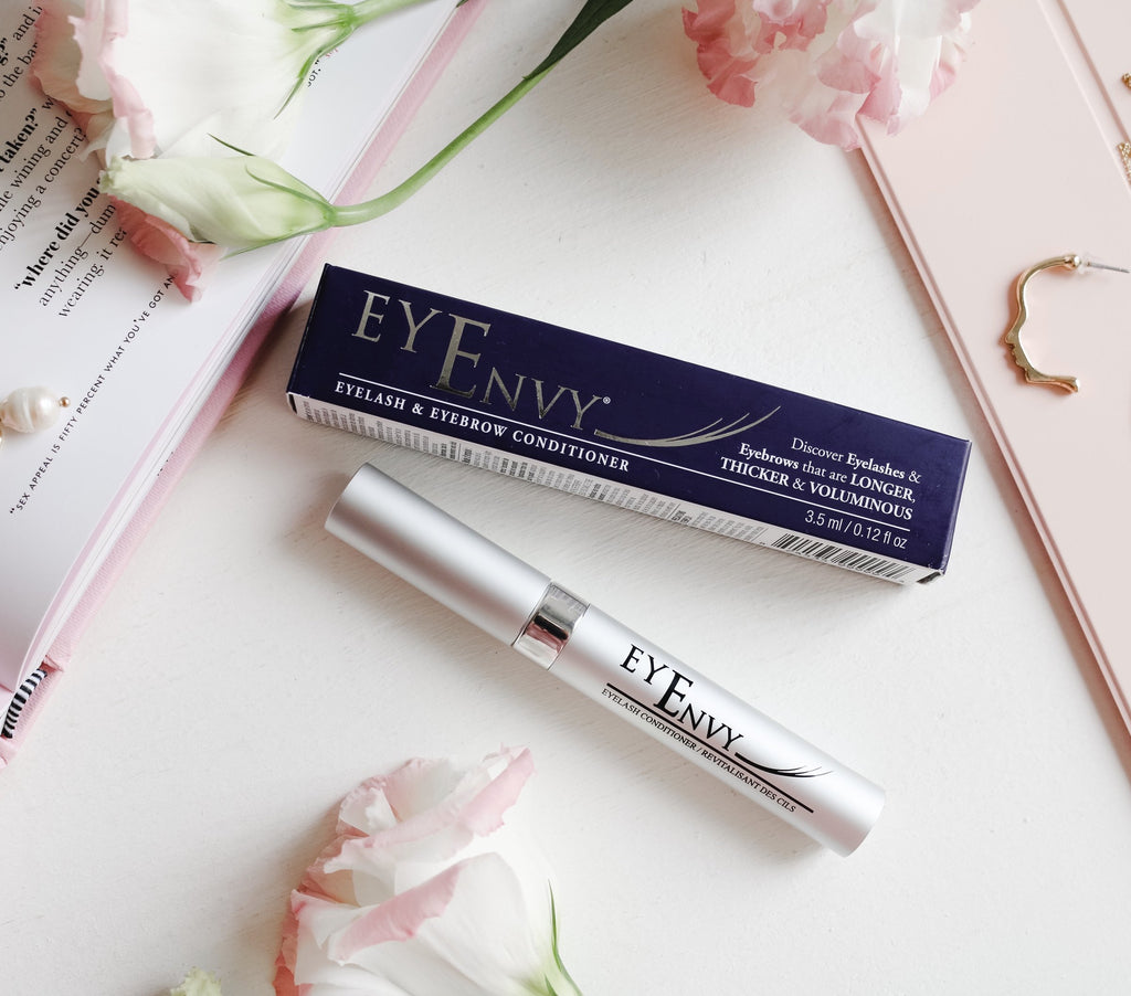 EyEnvy Eyelash & Eyebrow Conditioner Serum