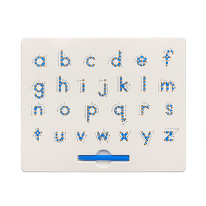 26 Alphabet Numbers Magnetic Tablet Drawing Board
