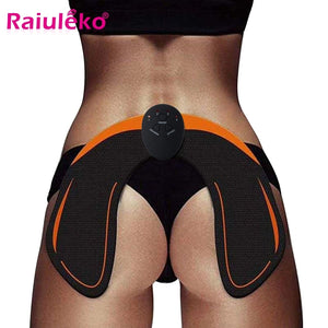 EMS Smart Hip Trainer Battery Muscle Simulator Buttock Fitness Body Shaper