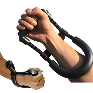 Power Wrists and Strength Exerciser Forearm Strengthener Adjustable Hand Grips