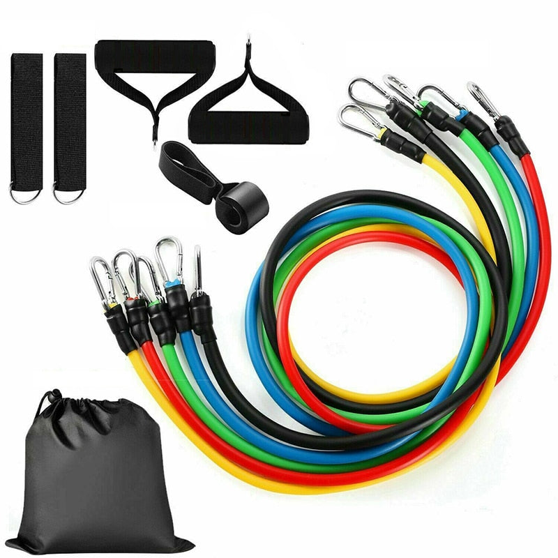 Resistance Bands Heavy Workout Exercise Elastic band