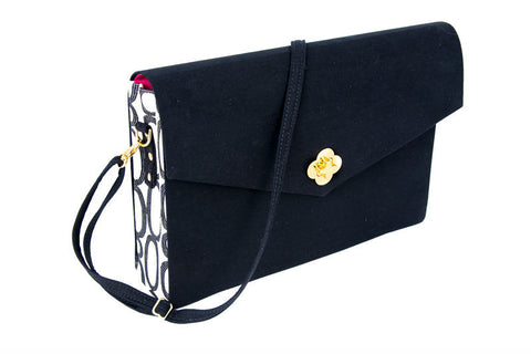 HOLLYHOCK Convertible Brief Case Clutch