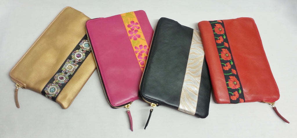 DAISY Leather Pouch