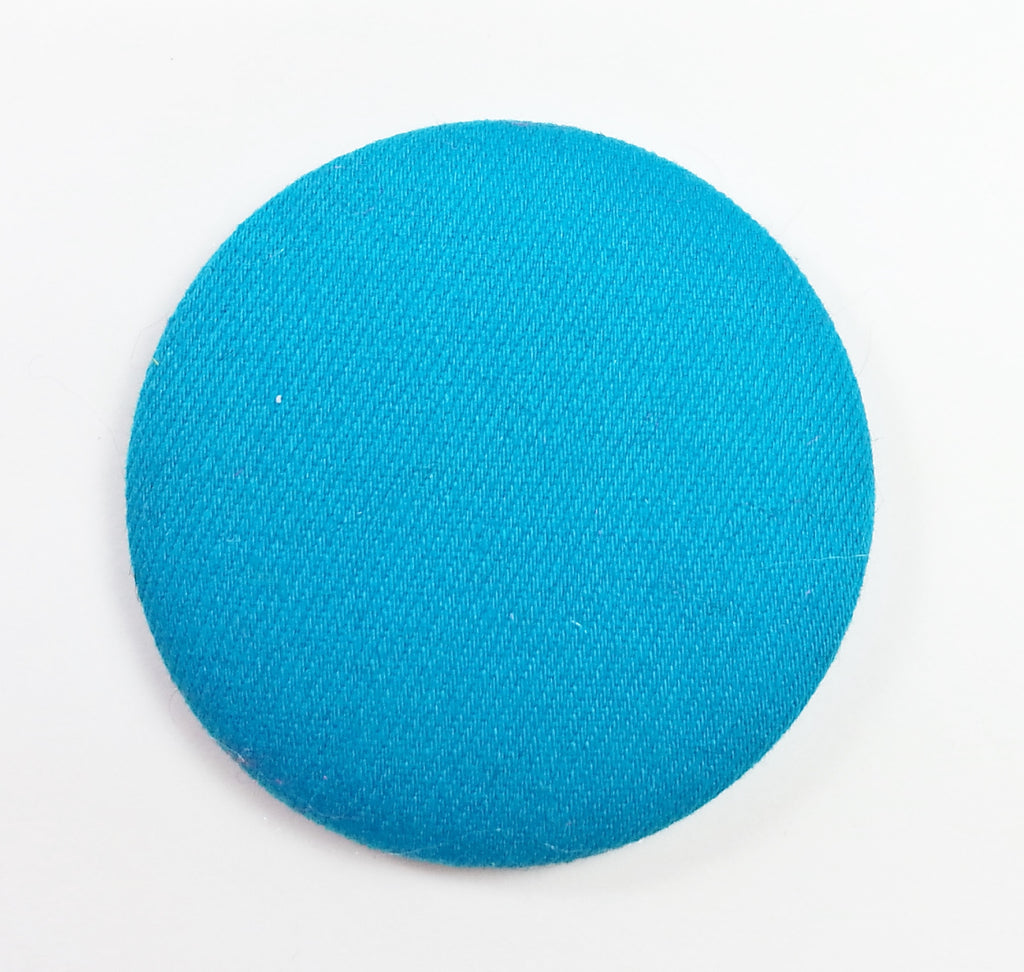 POPPET 10 Dark Aqua Cotton