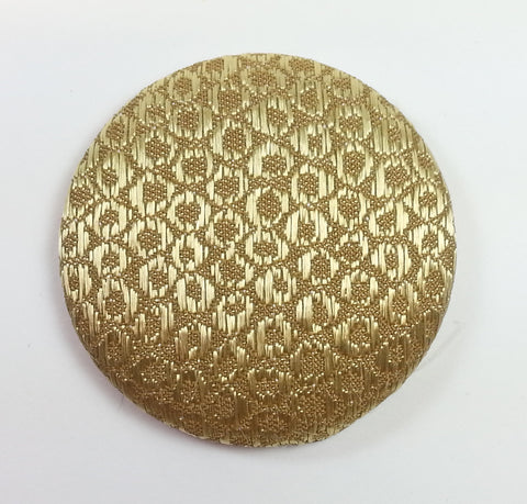 POPPET 34 Gold with Shimmer Spots