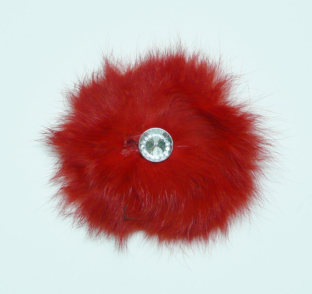POPPET 65 Feather Circle with Rhinestone (Other colors available)