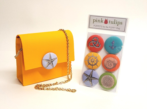 POPPY Mini Clutch Set