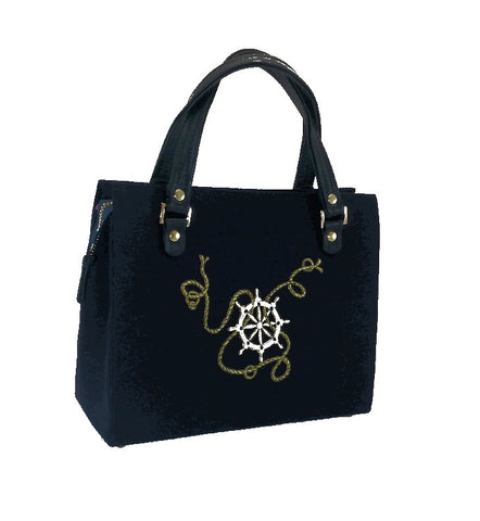 STOCK Nautical Handbag