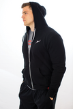 Roo Zip-Up Hoodie Night