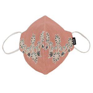 Women's Josian Embroidery fashion Mask