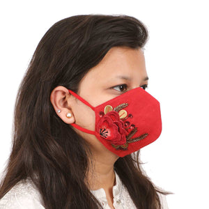 Women's Jacica Fashion Mask