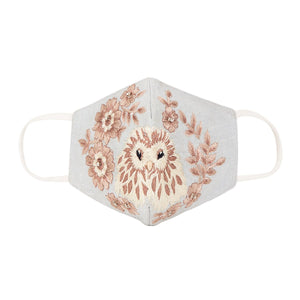 Women's Owl  Fashion Mask