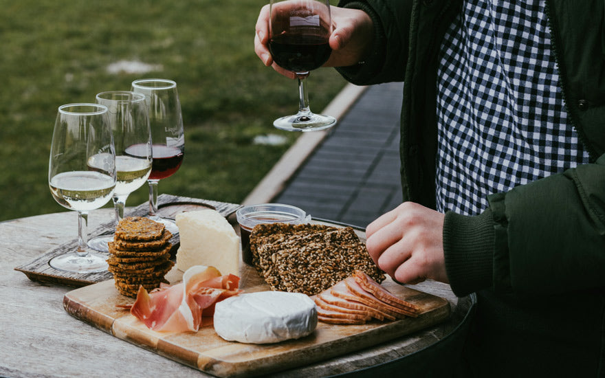 australian food and wine how to send overseas
