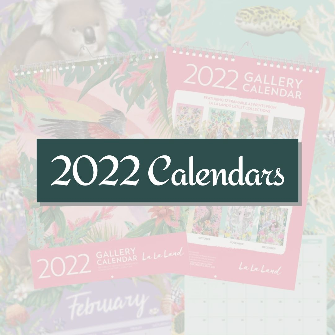 2021 Diaries and Calendars