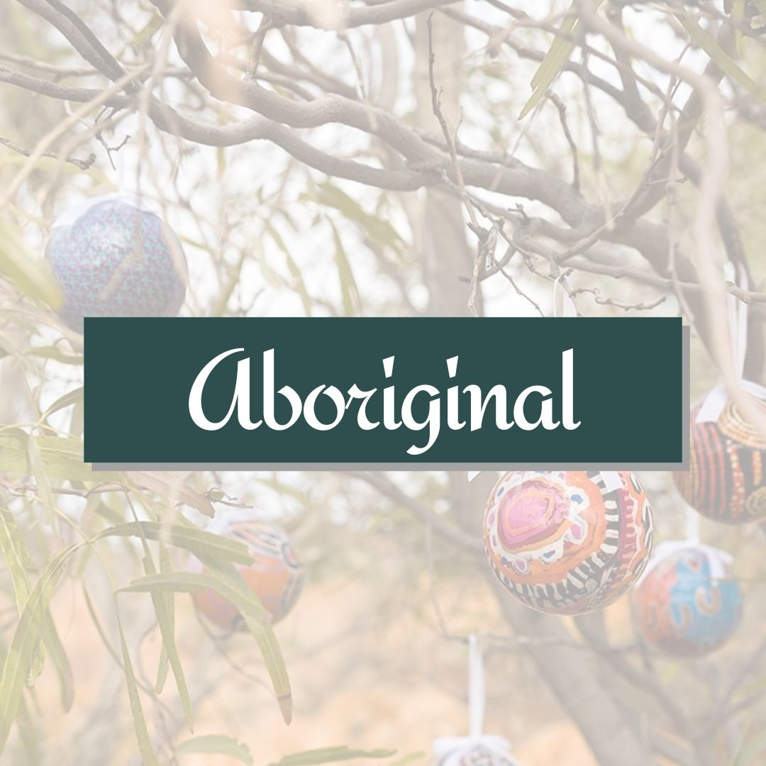 Aboriginal Ornaments