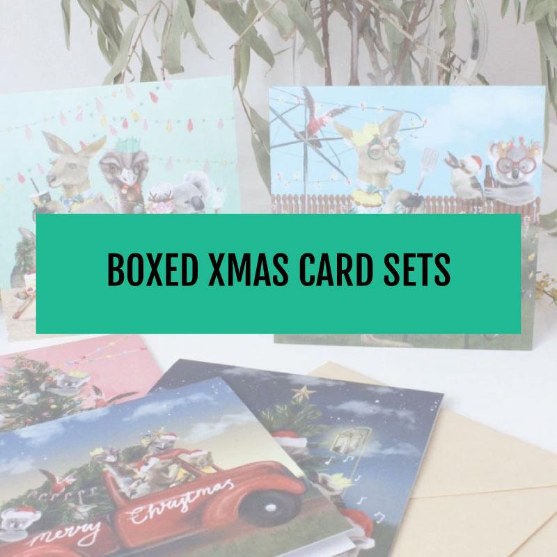 Boxed Xmas Card Sets