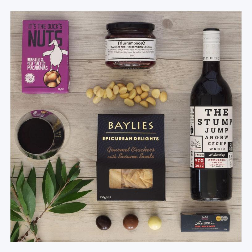 Gourmet Hampers To The UK