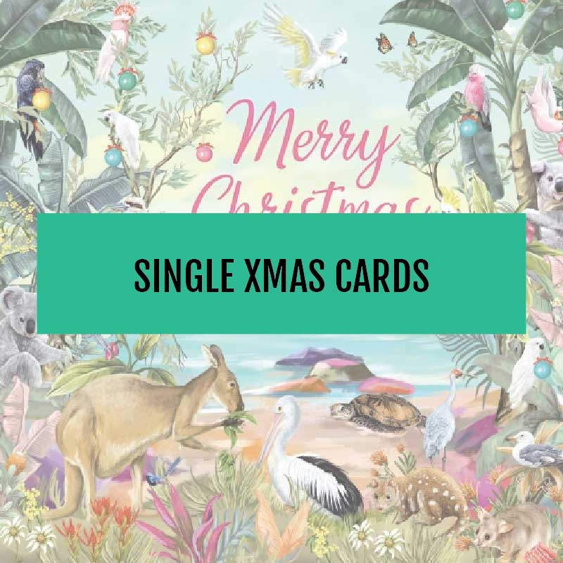 Christmas Cards - Single