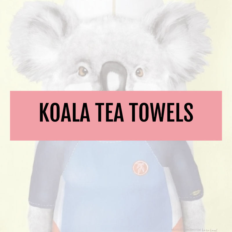 Koala Tea Towels