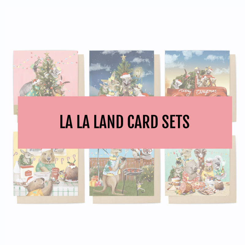La La Land Card Sets