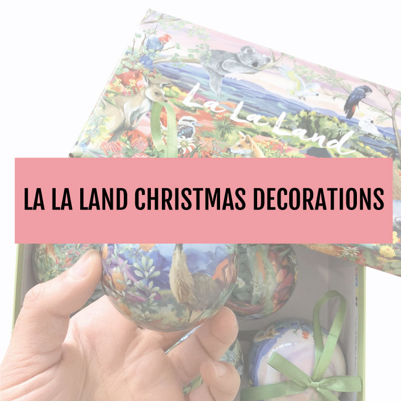 La La Land Christmas Decorations