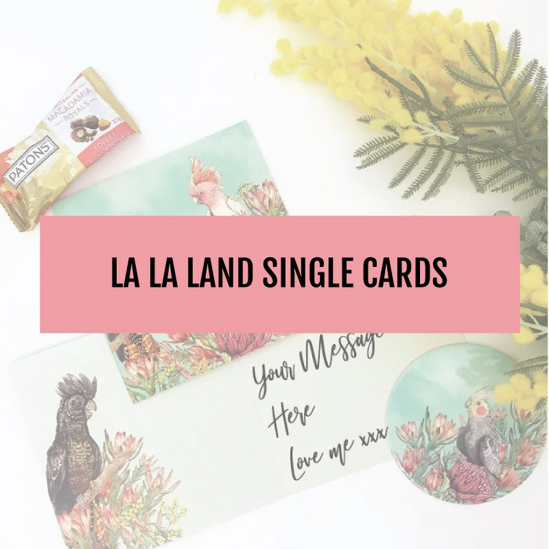 La La Land Greeting Cards