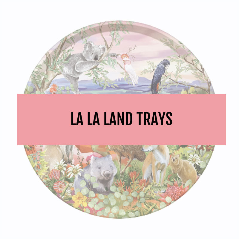 La La Land Trays