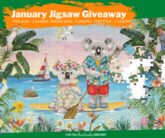 jigsaw puzzle giveaway