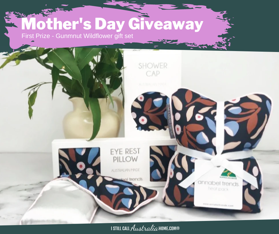 mothers day giveaway first prize