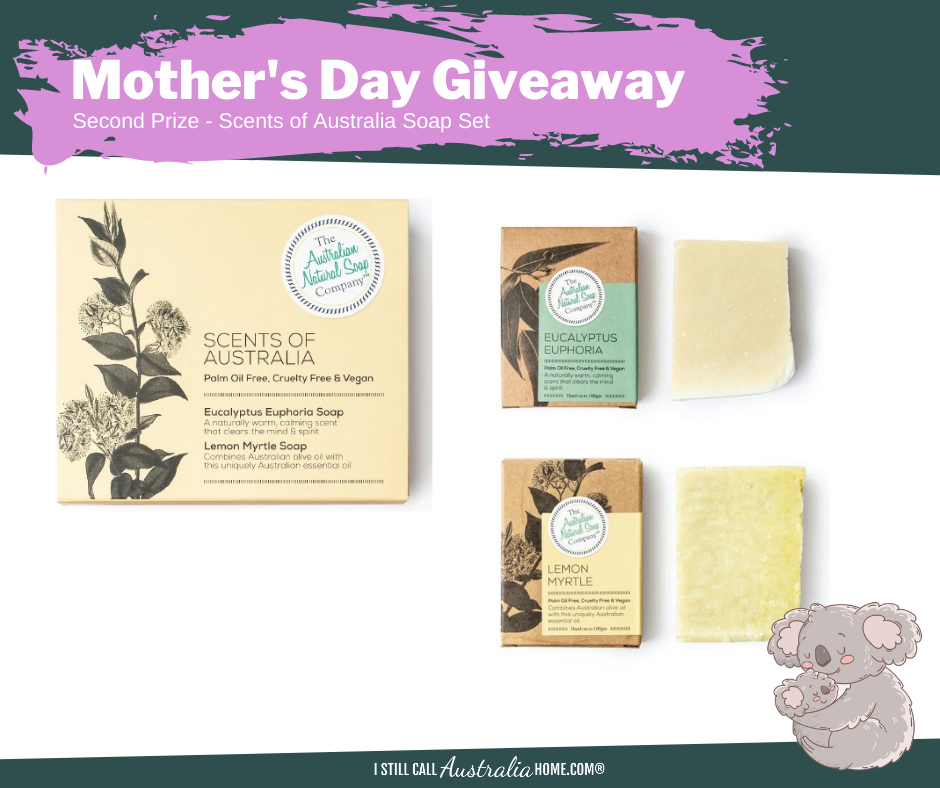 second prize mother's day giveaway