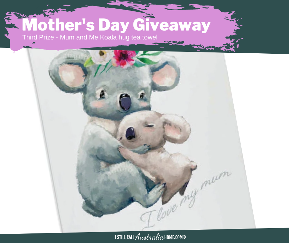 mothers day giveaway australia third prize