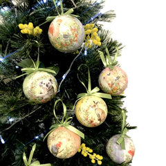 Free single christmas baubles