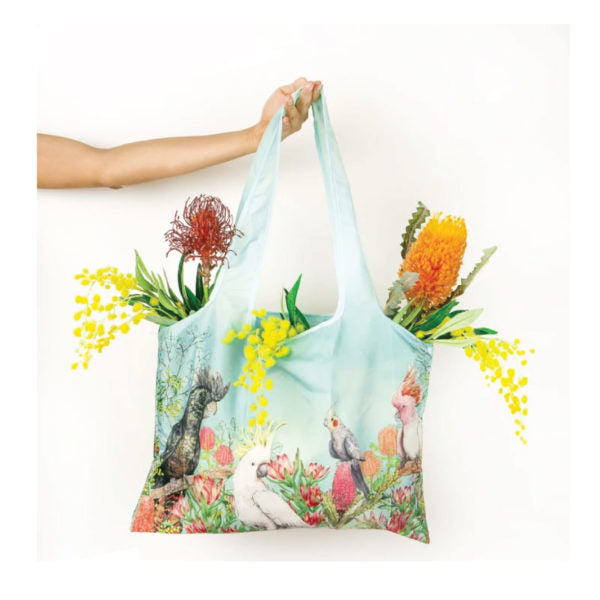 lightweight gift for USA foldable shopper bag