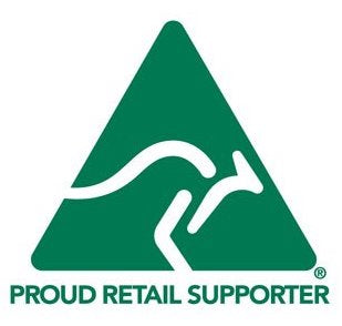 Proud Australian Made Retailer Supporter