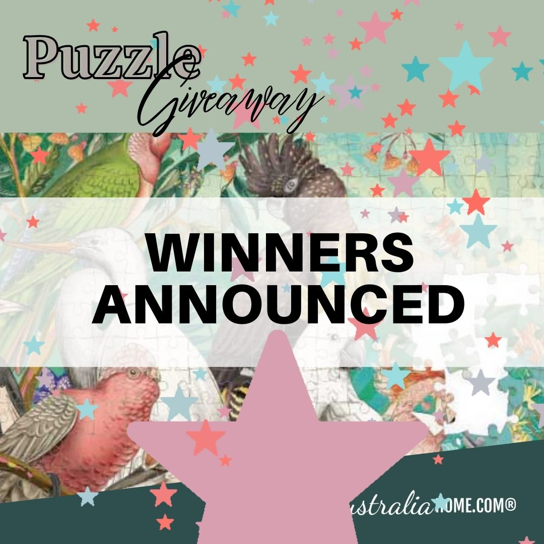 Jigsaw puzzle giveaway winners announced