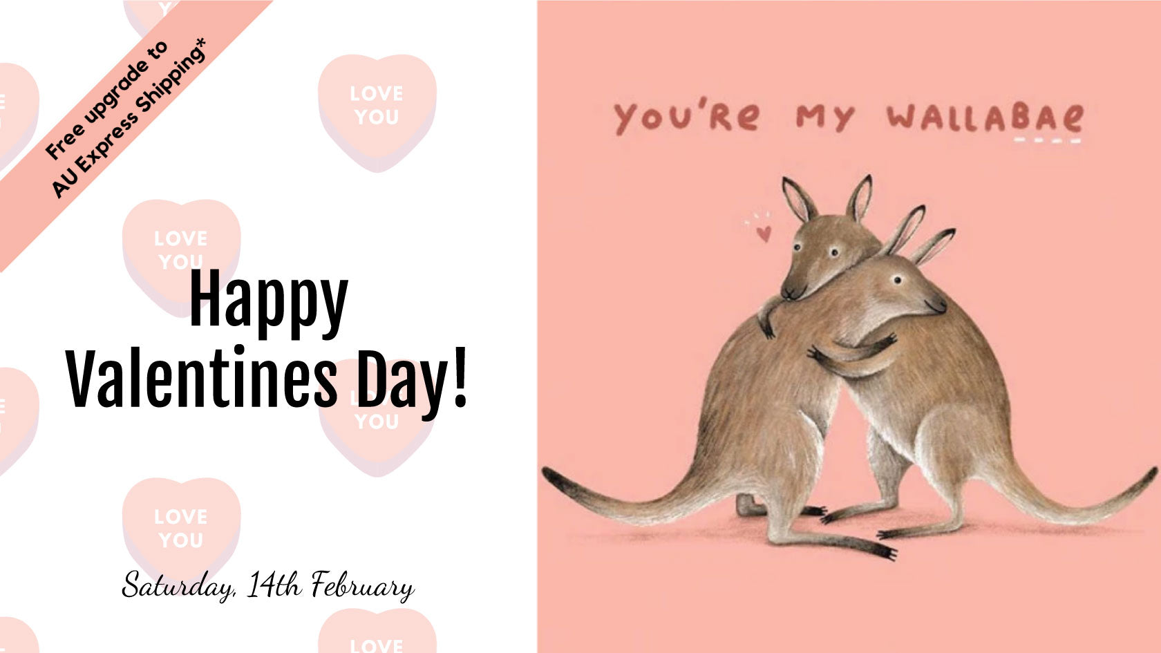 Valentines DAy Gifts Australia Free express shipping