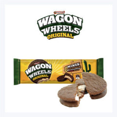 wagon wheel chocolate biscuits