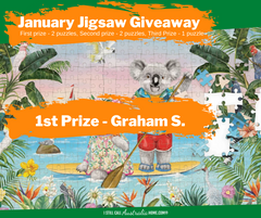 first prize winner jigsaw puzzle