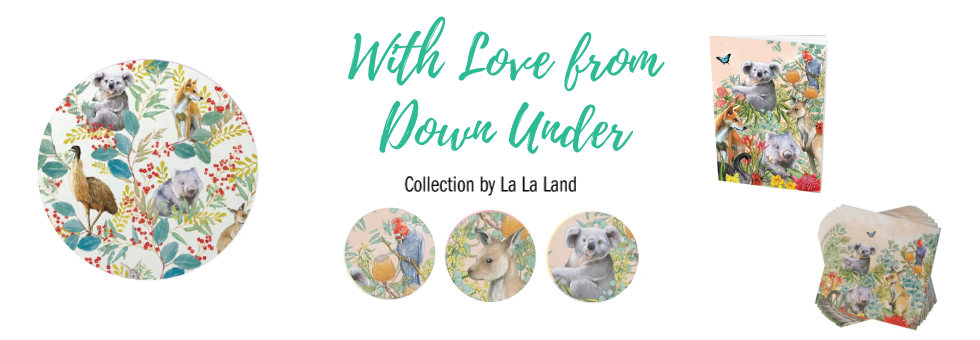 With Love from Down Under Collection best australian gifts online